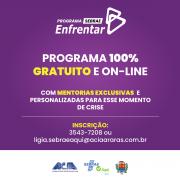 Programa SEBRAE ENFRENTAR