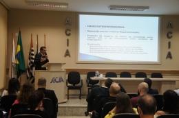 Palestra: Os impactos da reforma trabalhista na atividade empresarial