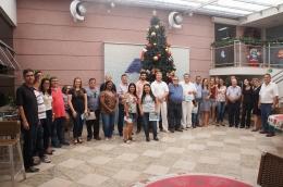 ENTREGA DOS PRÊMIOS CAMPANHA NATAL DOS SONHOS 2018