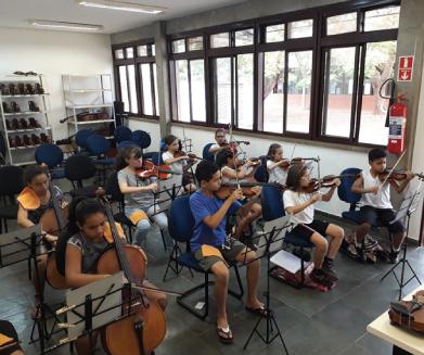 SESI Araras tem novas vagas para cursos gratuitos de música