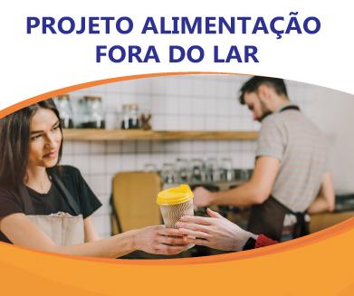 PROJETO ALIMENTAÇÃO  FORA DO LAR