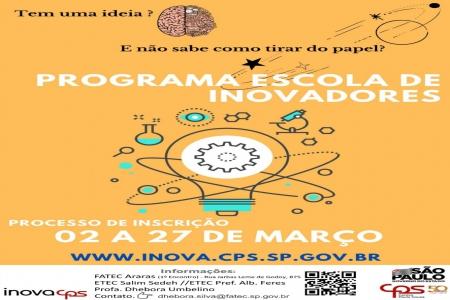 Valide sua ideia de negócio e inscreva-se para a Escola Inovadores